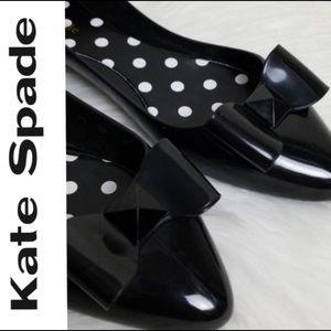 Kate Spade Jelly Ballerina polka Dot 🥿